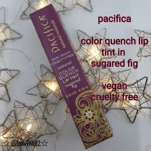 Pacifica Color Quench Lip Tint Sugared Fig